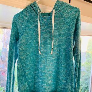 Size Medium Roxy Breathable Hoodie Jacket